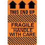 Caution Fragile - Handle With Care - This End Up