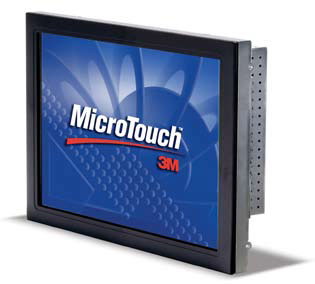3M Touch Systems C1500SS Touch screen Monitor