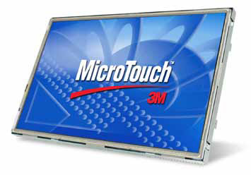 3M Touch Systems C2234SW Touch screen Monitor