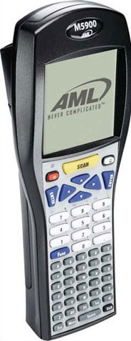 AML M 5900 Hand Held Computer