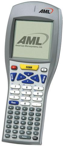 AML M7100 Hand Held Computer