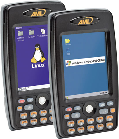 AML M8050 Hand Held Computer