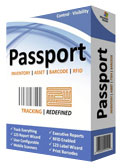 ASAP Passport Assets Asset Tracking Software