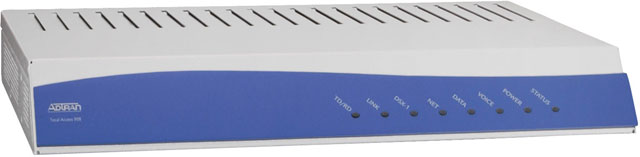 Adtran Total Access 900 Series Data Networking Device