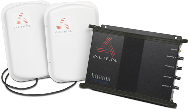 Alien ALR 9800 RFID Reader