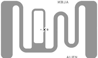 Alien GT RFID Inlay RFID Tag