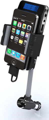 Apple iPod Compatible FM Transmitter