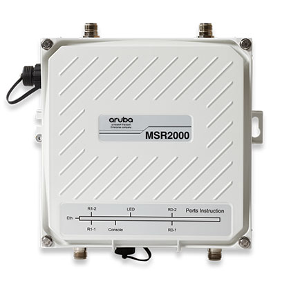 Aruba MSR2000 Wireless Switch
