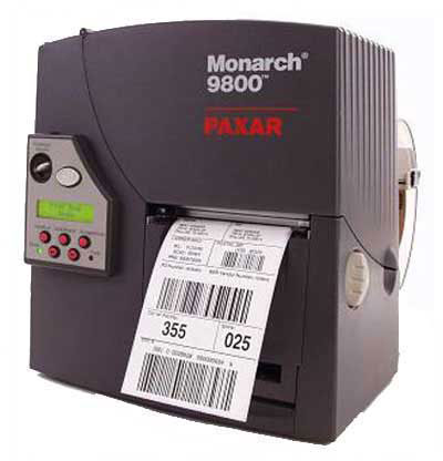 Avery-Dennison Monarch 9825 Printer