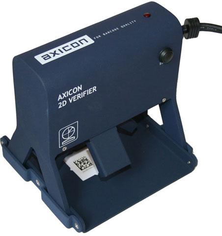 Axicon 12700 2D Verifier Verifier