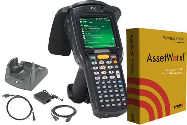 BCI Advanced RFID Asset Management Kit