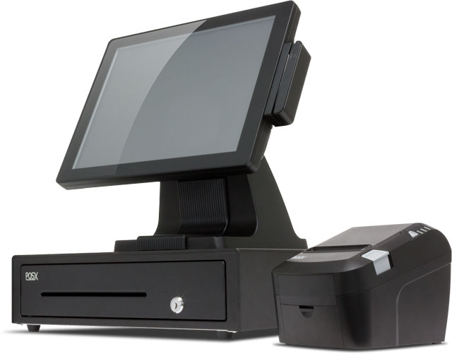 BCI Restaurant/Bar Ordering POS System