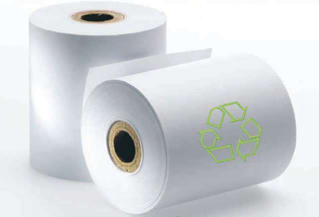BCI BPA Free Recycled Receipt Paper