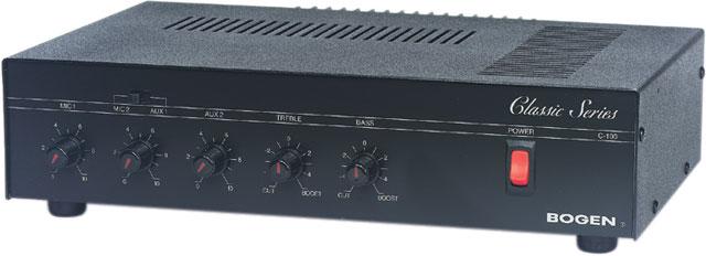 Bogen C100 Amplifier