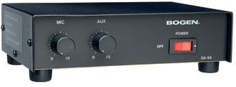 Bogen GA6A Amplifier Public Address Device