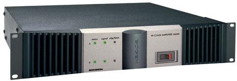 Bogen M-Class Amplifier
