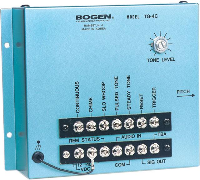 Bogen TG4C Tone Generator