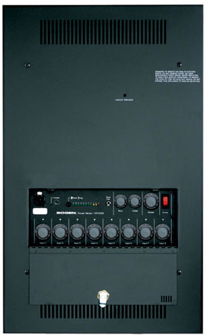 Bogen Power Vector Series Mixer Amplifier