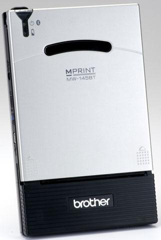 Brother MW145BT Portable Printer