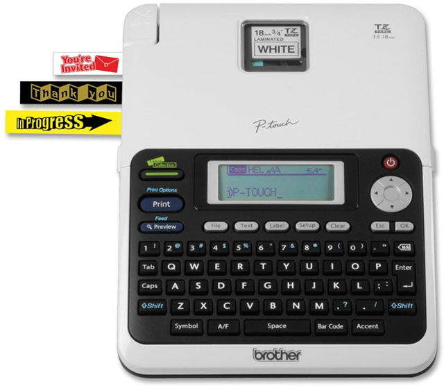 Brother PT2030AD Printer