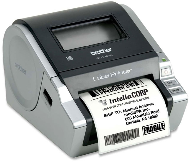 Brother QL-1060N Printer
