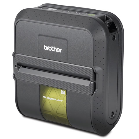 Brother RuggedJet RJ4040 Portable Printer