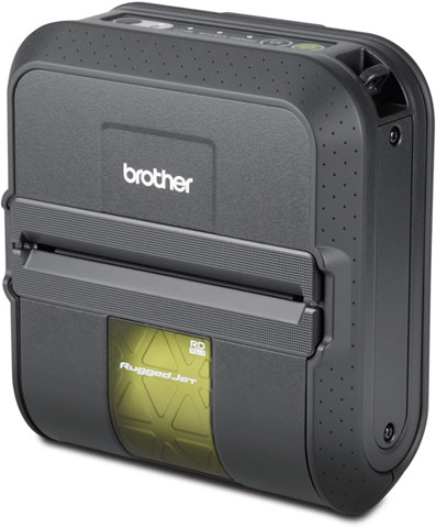 Brother Rugged Jet 4 Printer
