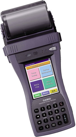 Casio IT-3000 Hand Held Computer