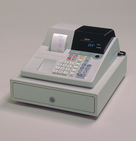 Casio PCR-275(B) Cash Register
