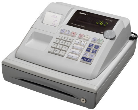 Casio PCR-262 Cash Register