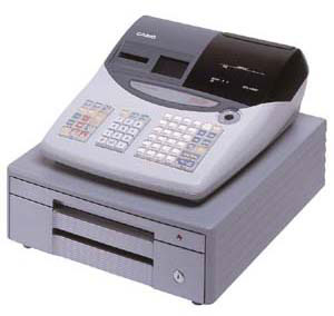 Casio PCR-T2000 Cash Register