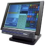 Casio QT-8000 POS Touch Computer