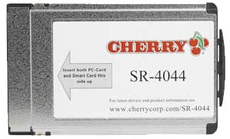 Cherry SR4044 Card Scanner
