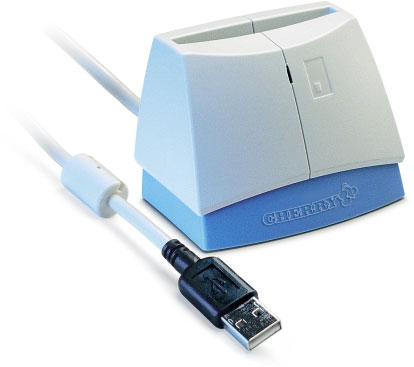 Cherry ST-1000 Card Scanner