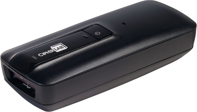 CipherLab 1662 Pocket Bluetooth Scanner
