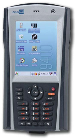 CipherLab 9400 Series Hand Held Computer