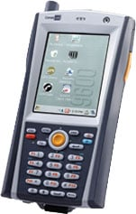 CipherLab 9600 Series Hand Held Computer