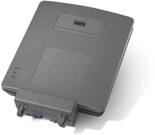 Cisco Aironet 1230 AG Series Access Point
