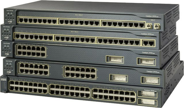 Cisco Catalyst 2950 Series Switch