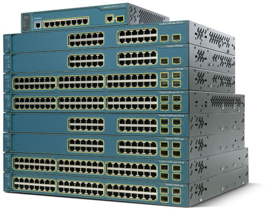 Cisco Catalyst 3560 Series Switch