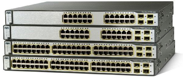 Cisco Catalyst 3750 Series Switch