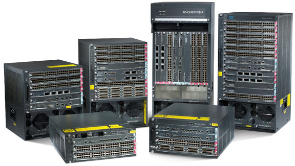 Cisco Catalyst 6500 Series Switch