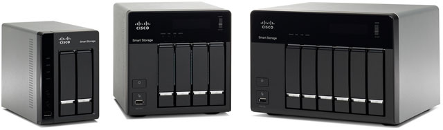 Cisco NSS-300 Series