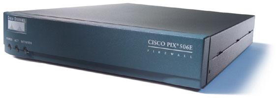Cisco PIX 500 Series Security Appliances