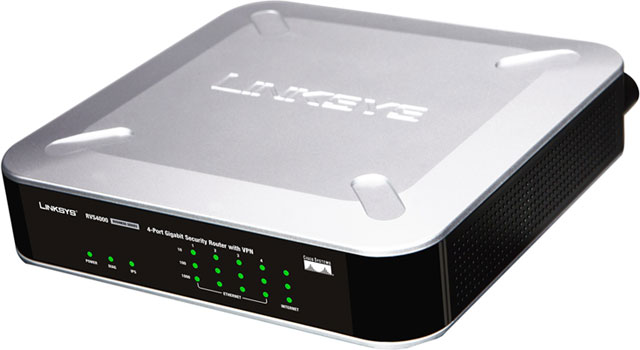 Cisco RVS4000 Access Point