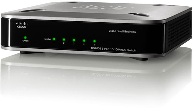 Cisco SD2005 Wireless Switch