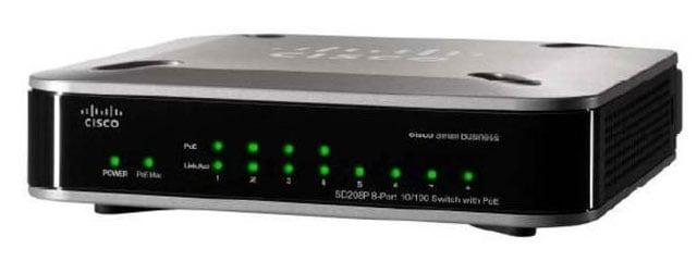 Cisco SD208P Wireless Switch