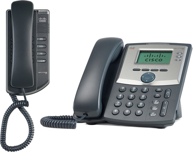 Cisco SPA300 Series IP Phone