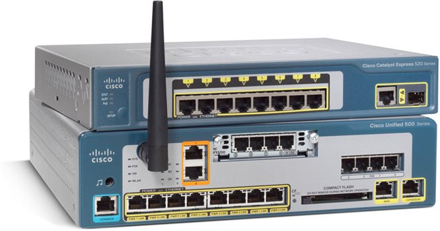 Cisco UC500 Series