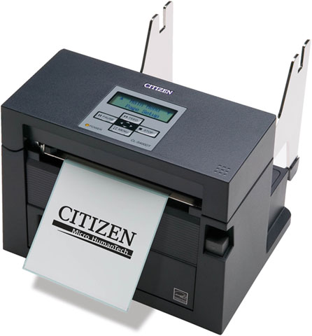 Citizen CL-S400DT Printer